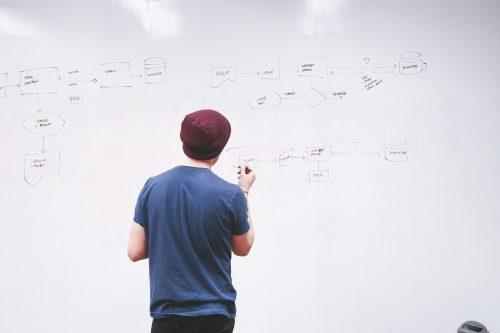 Программист, стартап, схема